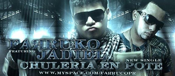 Farruko - Chuleria En Pote (feat. Jadiel) (Audio Oficial